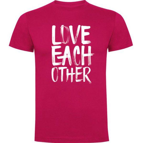 love each other rojo roseton
